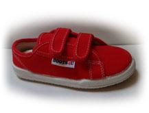 Boots4U F0206-4 červená