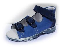 Boots4U T-213 sv.modrá/tinte