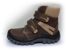 Boots4U T-514V hnědá