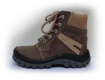 Boots4U T-514 hnědá